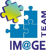 grafika. logo image team